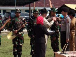 Wakil Gubernur Buka TMMD ke-104 di Mentawai