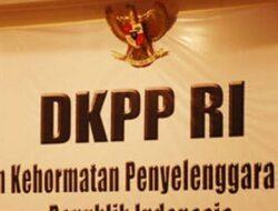 Komisioner KPU Kota Pariaman dan Solok Selatan Disidang DKPP