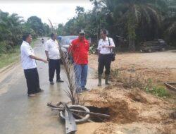 Pasca Banjir di Timpeh Berlubang