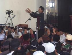 Di Padang Panjang, UAS Berikan Tausiyah