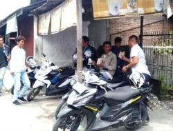 Anggota DPRD Padang Rustam Effendi Inisiasi Berbagi Nasi Bungkus
