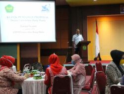 LPPM UBH Selenggarakan Klinik Penulisan Proposal Dosen