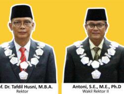 Universitas Bung Hatta PTS Terbaik se-Sumatera dan Peringkat 83 PTN dan PTS se-Indonesia
