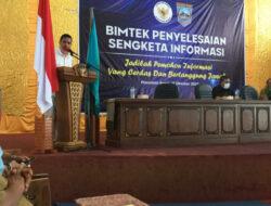 Bimtek di Pasbar, Ketua KI Nofal Wiska: Keterbukaan Informasi Harus Membumi