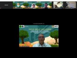 Tim Riset Prodi Ekonomi Pembangunan UBH Gelar FGD Secara Virtual