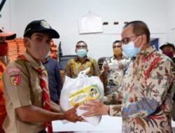 Darul Siska Salurkan Bantuan Pangan Tambahan kepada 10.000 Relawan Covid-19