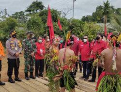 Solidkan Konsolidasi, PDI Perjuangan Bangun Kantor di Mentawai