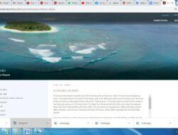 Pulau Panangalat Mentawai Dijual di Situs Online