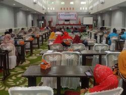 Bawaslu Dharmasraya Sosialisasikan Hasil Pengawasan Pilkada