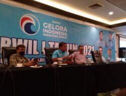 Partai Gelora Targetkan Kemenangan di Sumbar