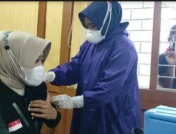 Masih PPKM Level 4, Padang Maksimalkan Vaksinasi