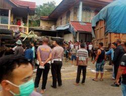 Bukan Dua, Satu Orang Meninggal Akibat Kecelakaan di Jalan Padang – Solok