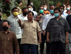 Pertemuan Airlangga-Prabowo, Sinyal Koalisi 2024