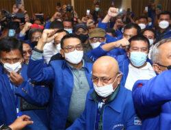 Kemenkumham Tolak Pengesahan Partai Demokrat Kubu Moeldoko
