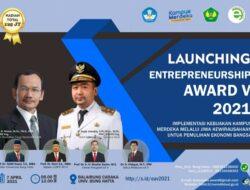 Universitas Bung Hatta Tuan Rumah Entreprenership Award V 2021