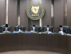 Besok DKPP Sidangkan Dua Perkara Dugaan Kode Etik di Padang