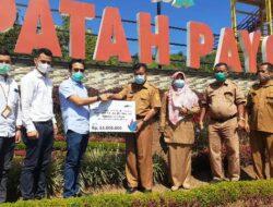 PLN UP3 Solok Dukung Agrowisata Batu Patah Payo
