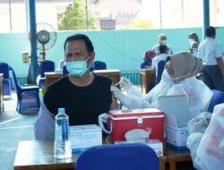 PLN Group di Sumbar Vaksinasi 687 Karyawan dan TAD