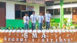 Empat Alumni SMAN 1 Sitiung Lolos Tes Kepolisian