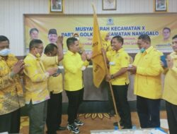 Firdaus Ilyas Tuntaskan Muscam Partai Golkar Nanggalo