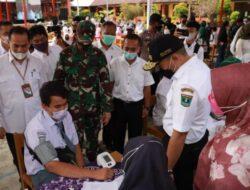 Ikhtiar Pencegahan Covid-19, 1000 Pelajar Disejumlah Daerah Divaksin
