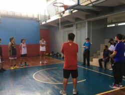 Tim Basket 3 On 3 On Fire Capai Target Medali PON-XX Papua