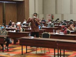 Jubir Satgas Covid-19 Jasman Rizal: Prokes KI Sumbar Paripurna saat Bimtek Monev