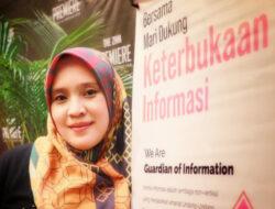 Tanti Geber Kemauan Badan Publik Ikut Monev KI Sumbar