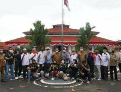 10 Atlet dan 2 Pelatih Tanah Datar Bela Sumbar di PON XX Papua