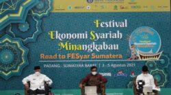 Gubernur : Ekonomi Syariah dan Minangkabau Seperti Dua Sisi Mata Uang
