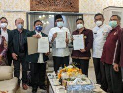 PPNI dan IDI Padang Bersinergi Hadapi Penanganan Covid 19