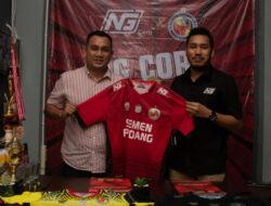 NG Corp Sponsor Baru Semen Padang FC Jelang Liga 2 2021