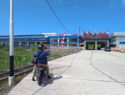 Padang Kembali Punya Terminal Bus