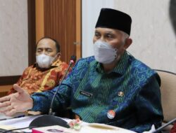 Gubernur Sumbar Minta Pembebasan Lahan Tol Fokus untuk Persil