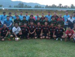 Polres Sijunjung Jalin Silaturahmi dengan PWI SSD