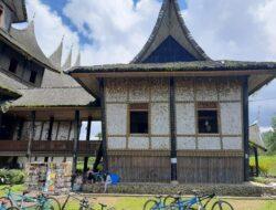 Museum Terbuka Istano Basa Pagaruyung dengan Kemegahan Nilai Matrilinieal