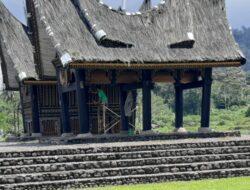 Kembali ke Masa Lalu dengan Peninggalan Tradisi Tabuah di Museum Budaya Terbuka Istano Basa Pagaruyung