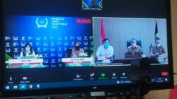 Wagub Audy Joinaldy Paparkan Roadmap dan Inovasi Keterbukaan Informasi Publik di Sumbar