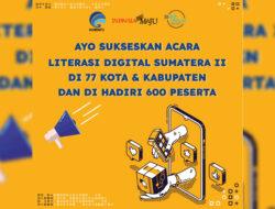 Literasi Digital Kabupaten Agam, Literasi Digital Bagi Tenaga Didik dan Anak Didik di Era Digital