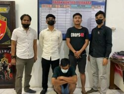 Pakai Warung Untuk Berjudi, Pemilik Ditangkap Polisi