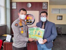 Ikatan Dokter Jiwa Muhammadiyah Kunjungi Kabid Humas Polda Sumbar