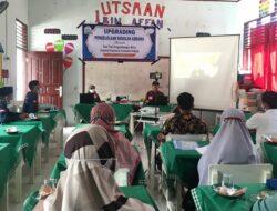 Dua Hari, Pengelola Sekolah Asrama SMPIT Al Madany Dilatih